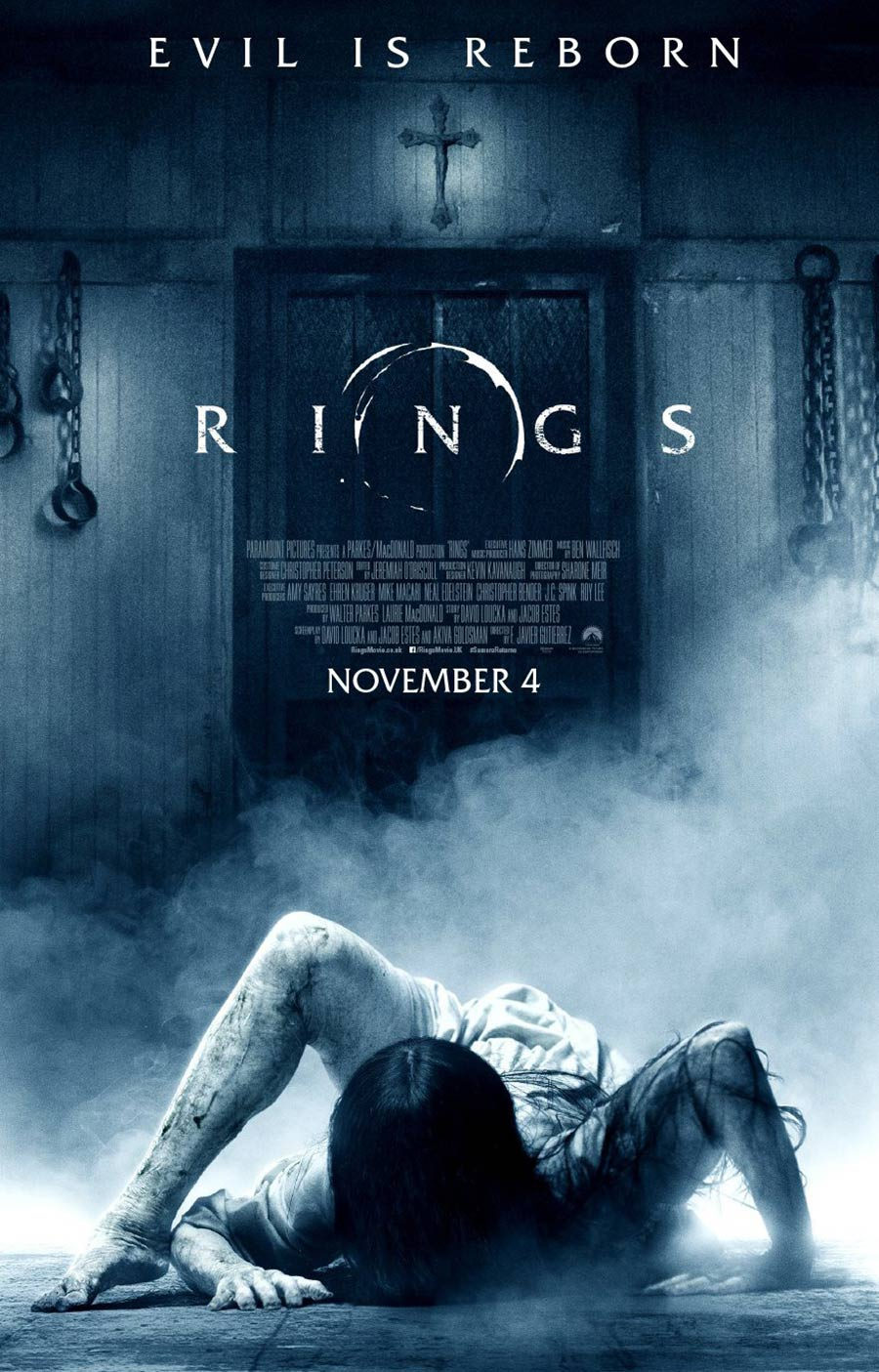 """Rings"" Circles Another Success"